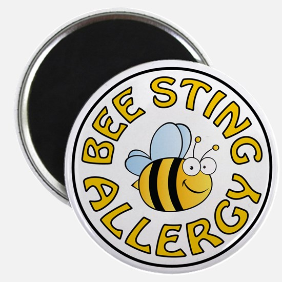 BEE STING ALLERGY Magnets