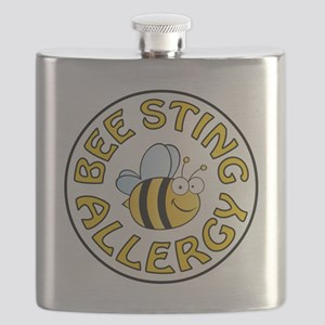 BEE STING ALLERGY Flask