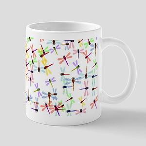 Dragonflies pattern Mugs