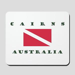 Cairns Australia Scuba Mousepad