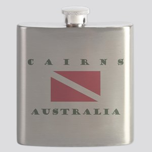 Cairns Australia Scuba Flask