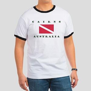 Cairns Australia Scuba T-Shirt