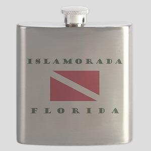 Islamorada Florida Flask