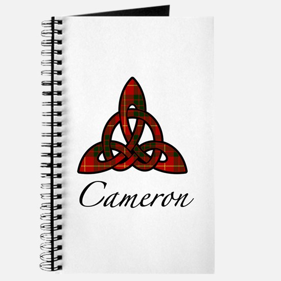 Clan Cameron Celtic Knot Journal