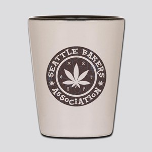 Seattle Bakers Shot Glass