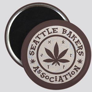 Seattle Bakers Magnet