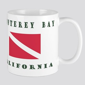 Monterey Bay California Mugs