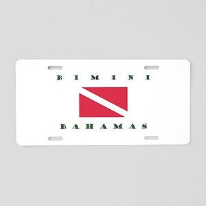 Bimini Bahamas Aluminum Aluminum License Plate
