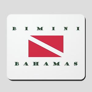 Bimini Bahamas Mousepad