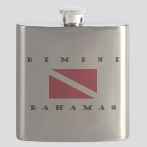Bimini Bahamas Flask