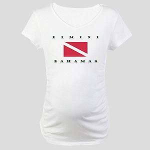 Bimini Bahamas Maternity T-Shirt