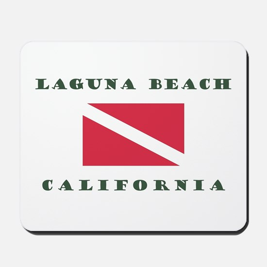 Laguna Beach California Mousepad