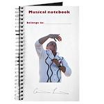 CL musical notebook