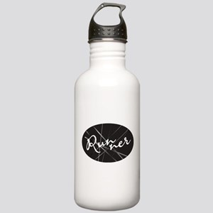 Abstract Runner Stainless Water Bottle 1.0L
