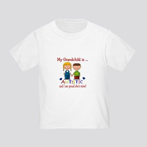 Proud Grandparent ..  Toddler T-Shirt