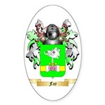 Fay Sticker (Oval 10 pk)