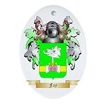 Fay Ornament (Oval)