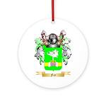 Fay Ornament (Round)
