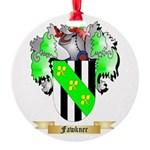 Fawkner Round Ornament