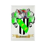 Fawkner Rectangle Magnet (100 pack)