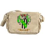 Fawkner Messenger Bag