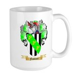 Fawkner Large Mug