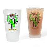 Fawkner Drinking Glass