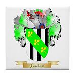 Fawkner Tile Coaster
