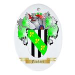 Fawkner Ornament (Oval)