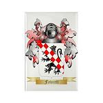Fawcett Rectangle Magnet (100 pack)