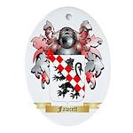 Fawcett Ornament (Oval)