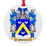 Favruzzi Round Ornament