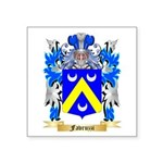 Favruzzi Square Sticker 3