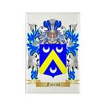 Favroa Rectangle Magnet (100 pack)
