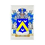 Favretti Rectangle Magnet (100 pack)