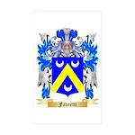 Favretti Sticker (Rectangle 50 pk)