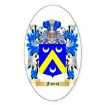 Favret Sticker (Oval 50 pk)
