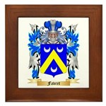 Favret Framed Tile