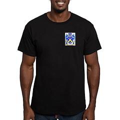 Favreau Men's Fitted T-Shirt (dark)