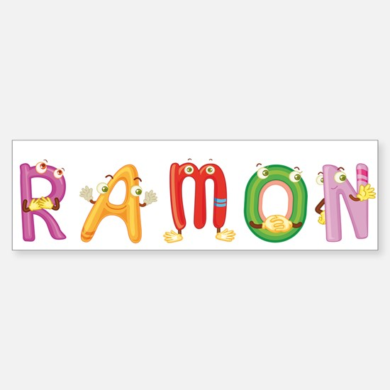 Ramon Bumper Bumper Bumper Sticker