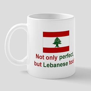 Perfect Lebanese Mug