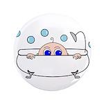 Baby Peeking From Bathtub 3.5
