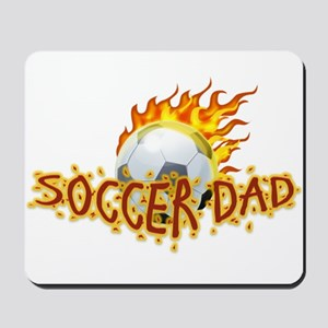 Soccer Dad II Mousepad