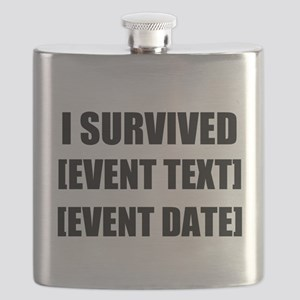 I Survived Personalize It! Flask