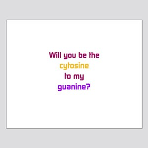 Will You Be the Cytosine to My Guanine? Posters