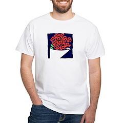 Love Bouquet White T-Shirt