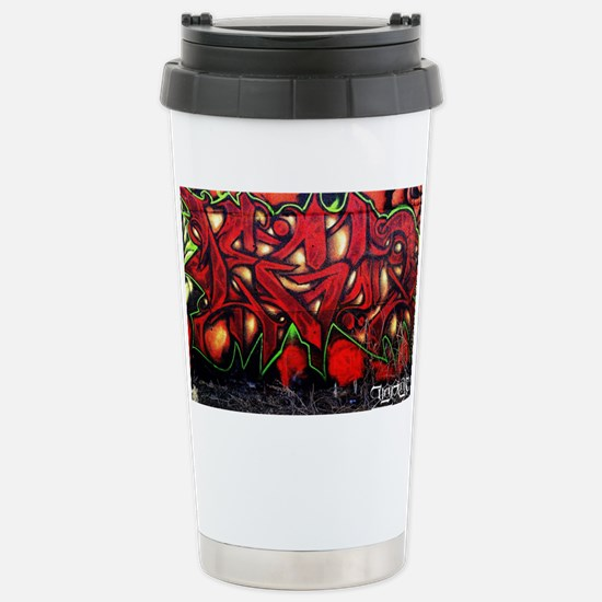 Legun Red demon Stainless Steel Travel Mug