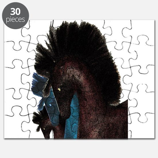 The Horses Puzzle