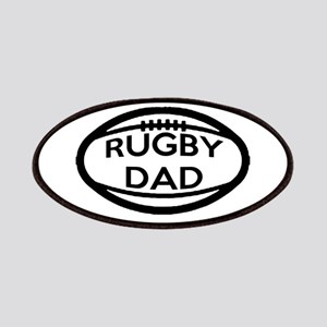 Rugby Dad Patches