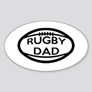 Rugby Dad Sticker